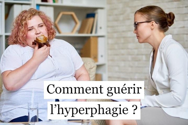 Comment guérir l'hyperphagie ?