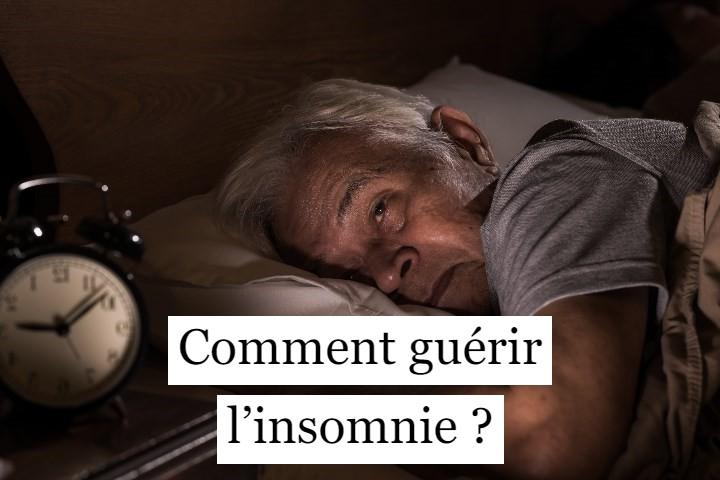 Comment guérir l'insomnie ?
