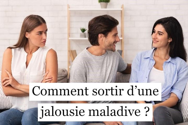 Comment guérir la jalousie maladive ?